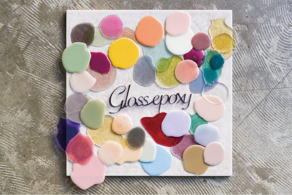 Glossepoxy 2020 S/S LINEUP